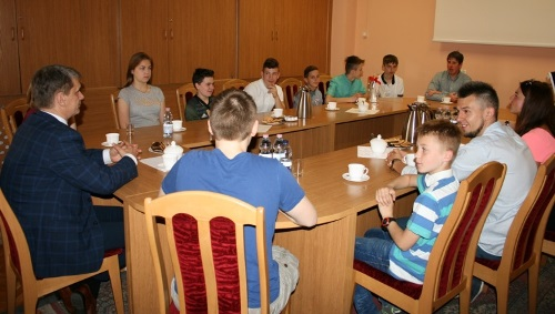Deutsch-polnischer Jugendaustausch