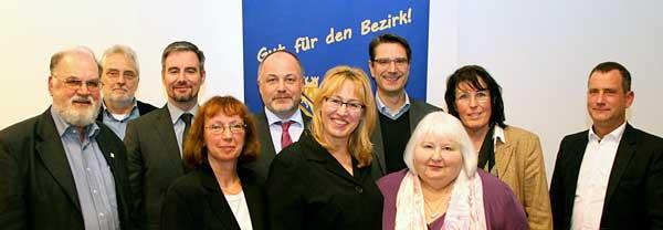 Vorstand und Beirat Initiative Reinickendorf