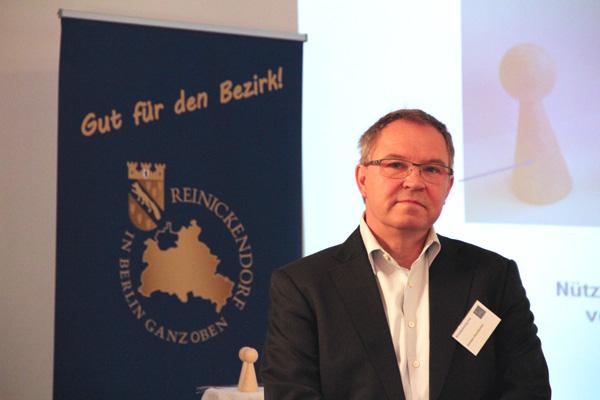 3. Reinickendorfer Unternehmerfrühstück: Neue Kunden gewinnen durch Empfehlung