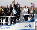 """24. April: Spende für das Jugendforschungsschiff """"Wassermann"""""""