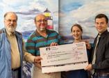 Jugendcafé LichtHaus erstrahlt dank Spenden in neuem Glanz