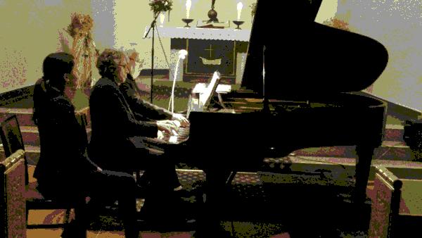 Klavierkonzert für einen guten Zweck