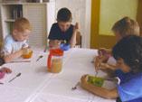 Initiative Reinickendorf unterstützt gesundes Schulfrühstück