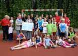 Initiative Reinickendorf unterstützt Ferienspiele des VfB Hermsdorf
