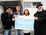 Waidmannsluster Willkommenskultur: Unterstützung für Flüchtlinge in der Cité Foch