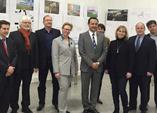 26. Februar 2015: Auf Stippvisite bei Reinickendorfs erster Uni