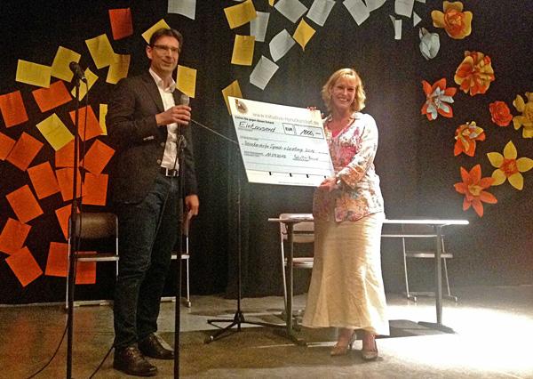 Interesse am Lesen wecken: Förderung der 6. Reinickendorfer Sprach- und Lesetage