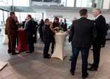 Erfolgreiches Networking beim 1. Reinickendorfer Unternehmerfrühstück im Autohaus Dinnebier