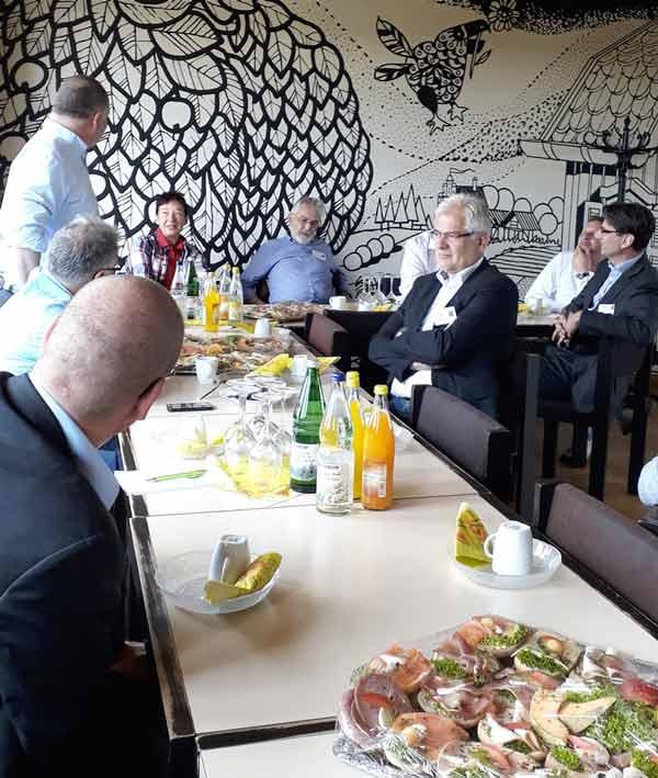 3. Reinickendorfer Unternehmerfrühstück: Neues vom Steuerrecht – vor Ort im Finanzamt