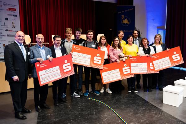 20 Jahre Initiative Reinickendorf: Vielfältig im Engagement – Gut für den Bezirk