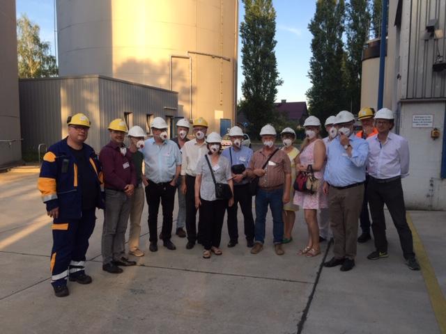 Aus Holz wird Strom: Besuch im Biomasse-Heizkraftwerk Märkisches Viertel