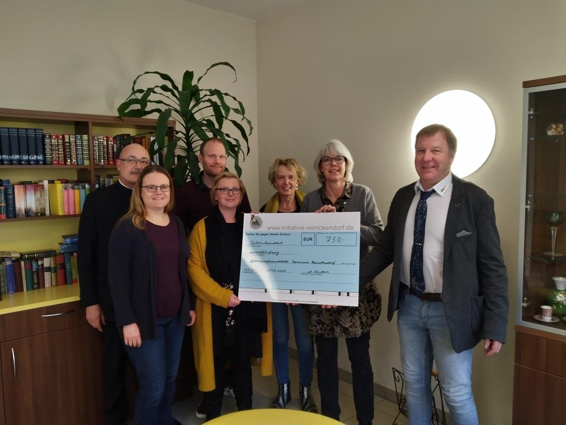 Unterstützung für Demenzfreundliche Kommune