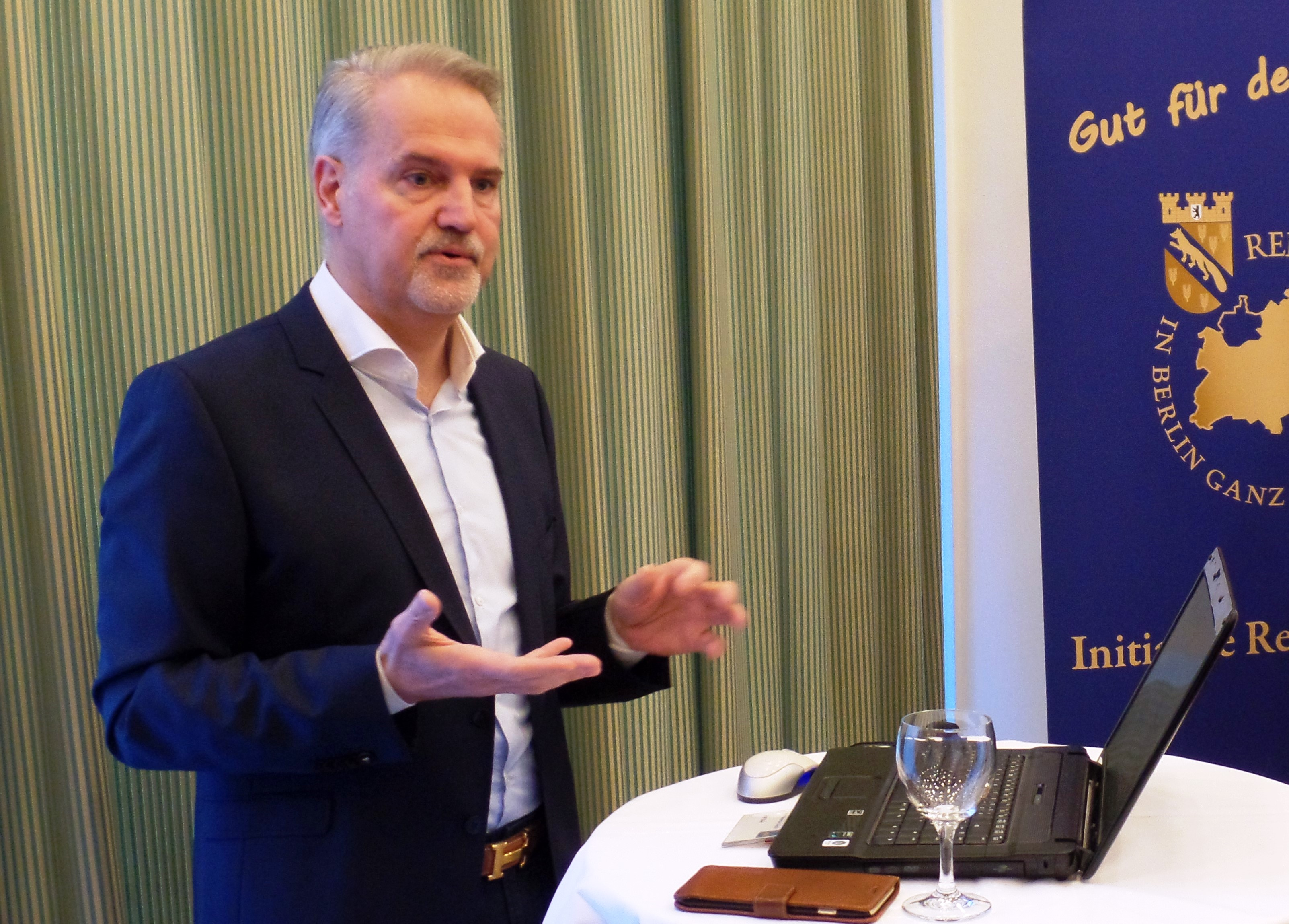 "26.4.2021: ""Kurs Nordwest – Berlin Reinickendorf"": die brandneue Bezirkskampagne"